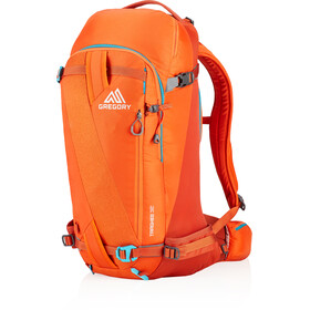 Gregory Targhee 32 Mochila, sunset orange